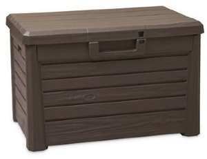 Сундук для хранения WOOD LOOK STORAGE BOX FLORIDA COMPACT